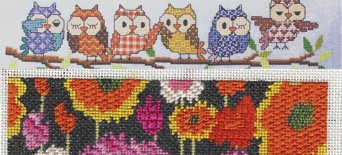 Needlepoint Vs Cross Stitch Differences You Need To Know She