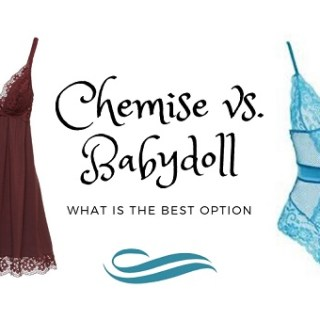 What is a Chemise - Chemise vs. Babydoll