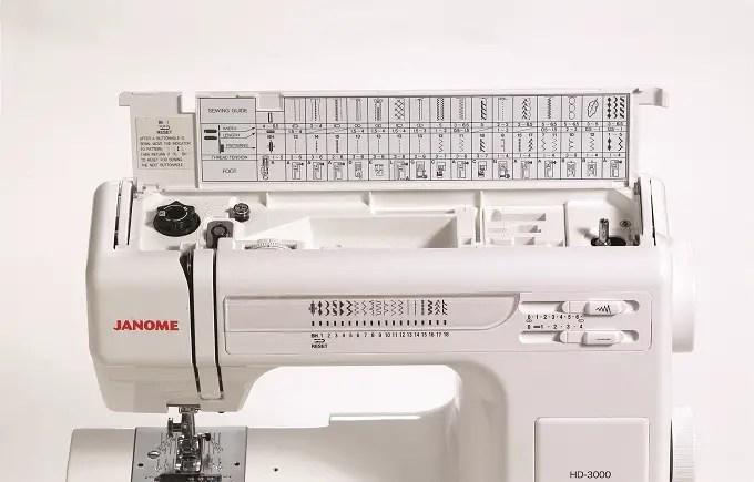 Janome-sewing-machine-stitches