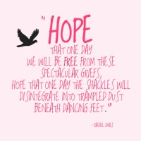 Hope for the Living