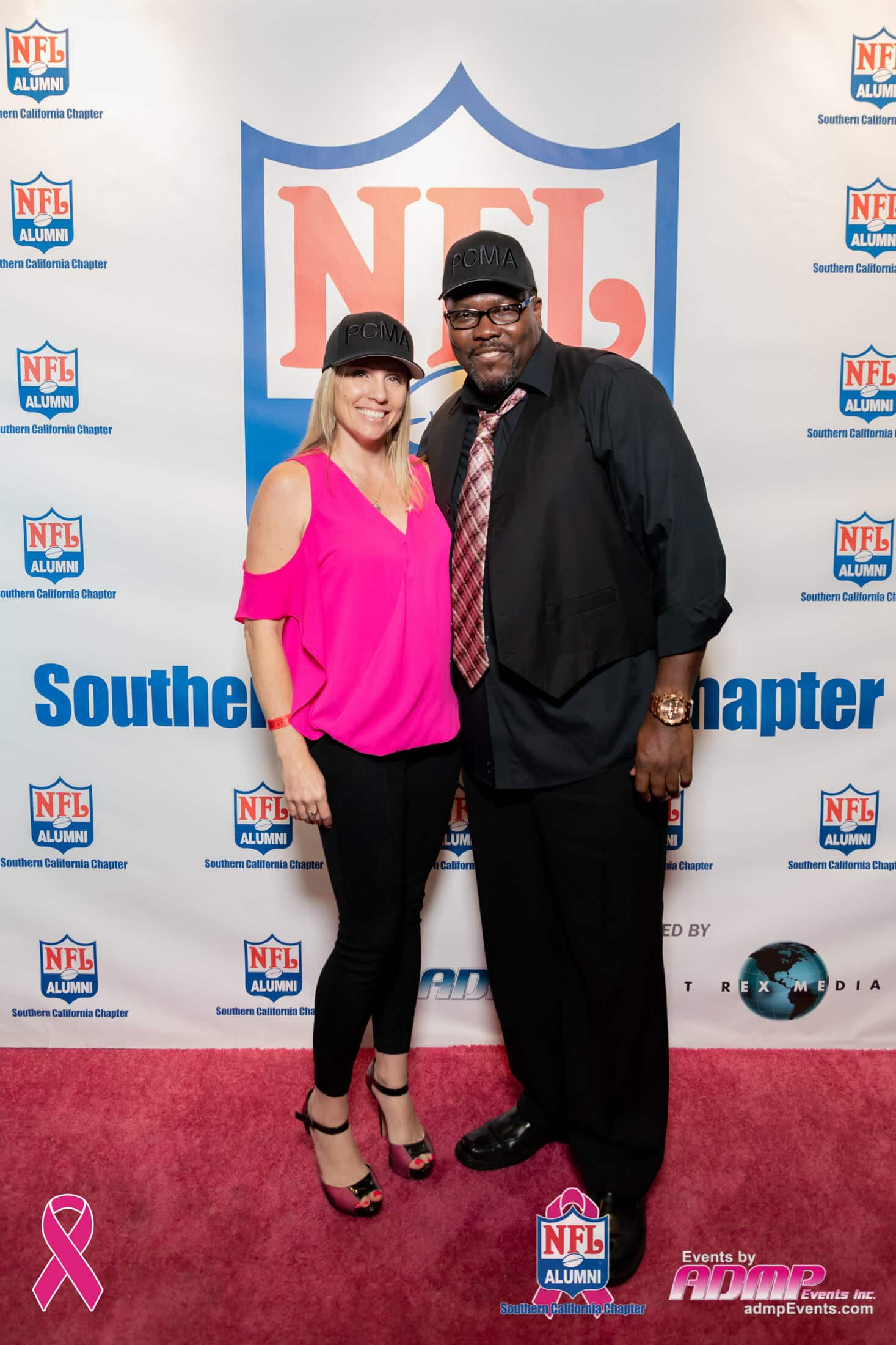 NFL Alumni SoCal Charity Event Series Breast Cancer Event 10-14-19-066