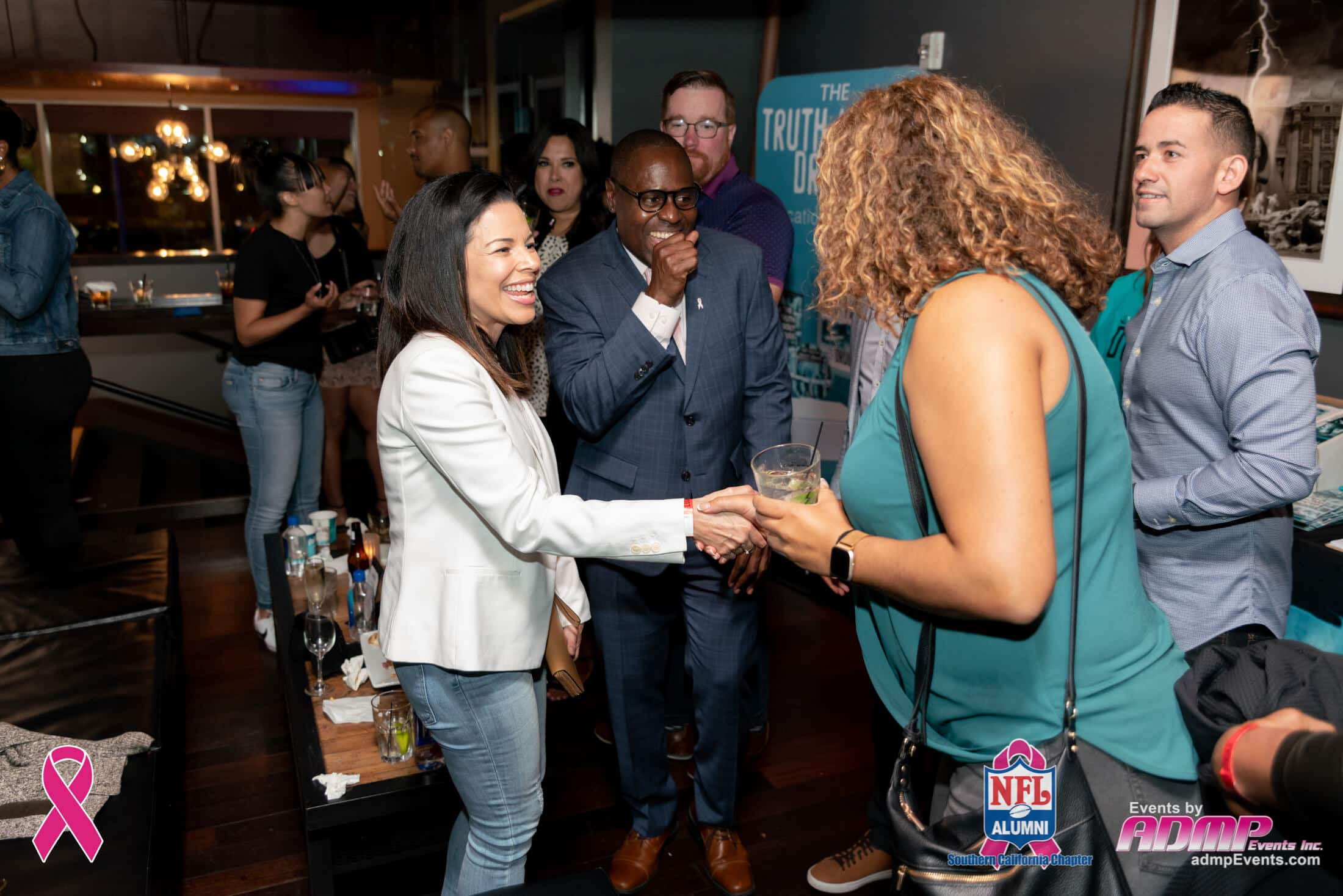 NFL Alumni SoCal Charity Event Series Breast Cancer Event 10-14-19-135
