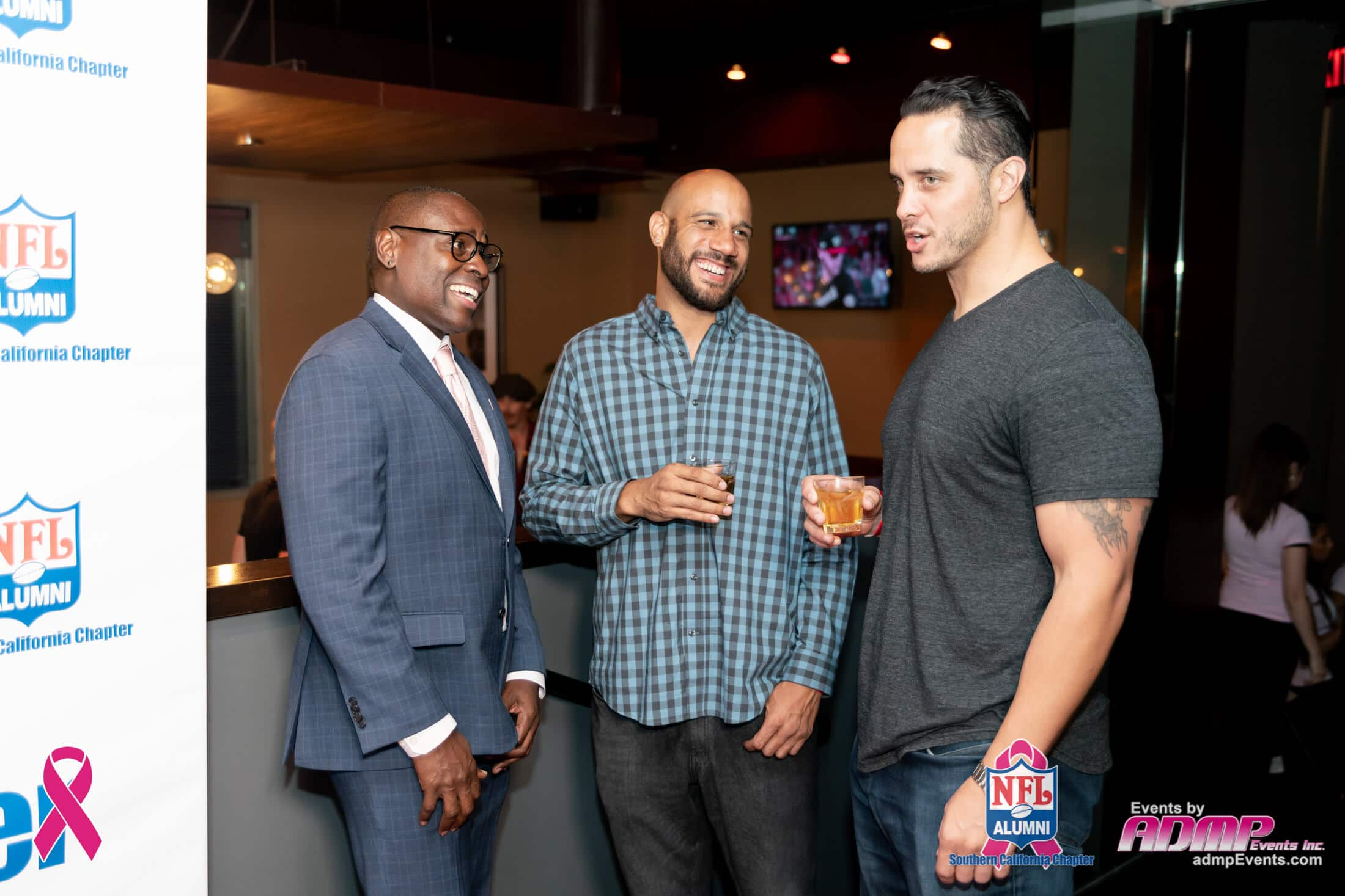 NFL Alumni SoCal Charity Event Series Breast Cancer Event 10-14-19-144