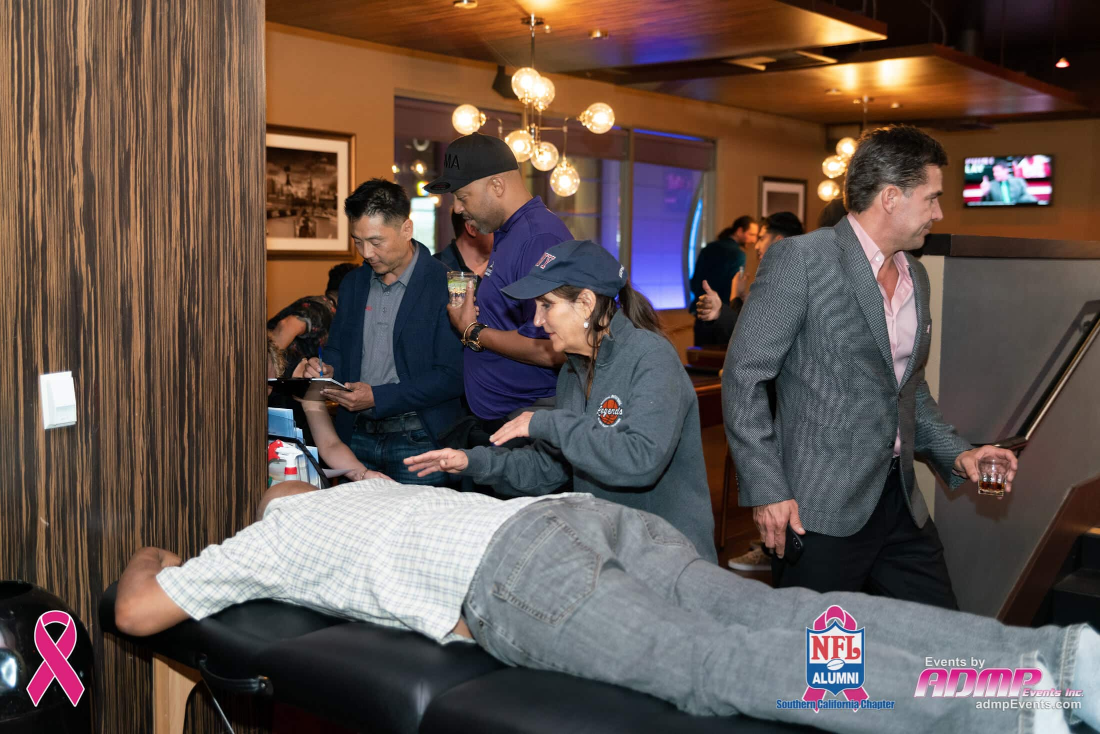NFL Alumni SoCal Charity Event Series Breast Cancer Event 10-14-19-165