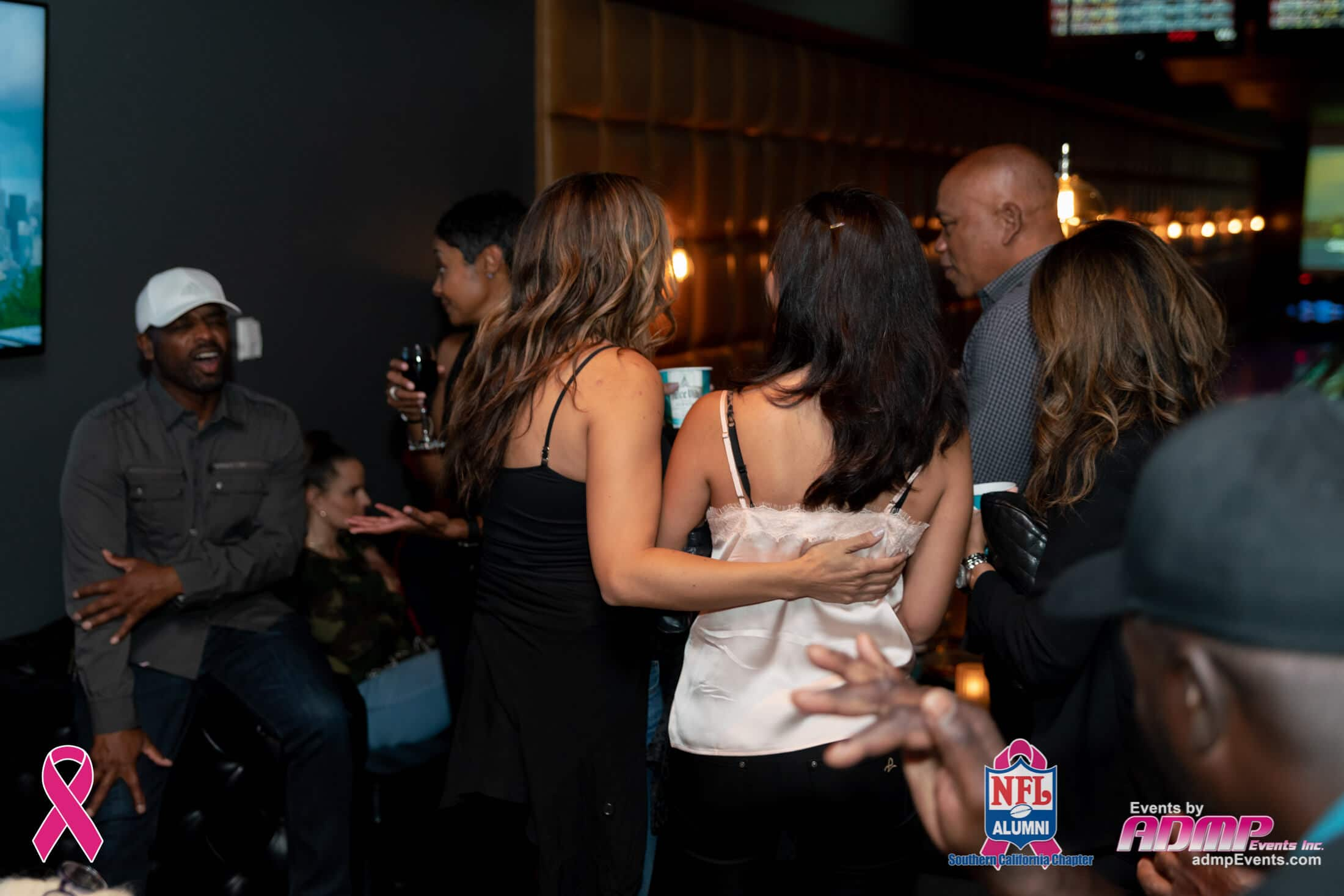 NFL Alumni SoCal Charity Event Series Breast Cancer Event 10-14-19-187