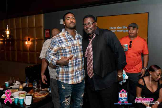 NFL Alumni SoCal Charity Event Series Breast Cancer Event 10-14-19-200