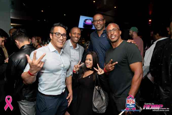 NFL Alumni SoCal Charity Event Series Breast Cancer Event 10-14-19-206