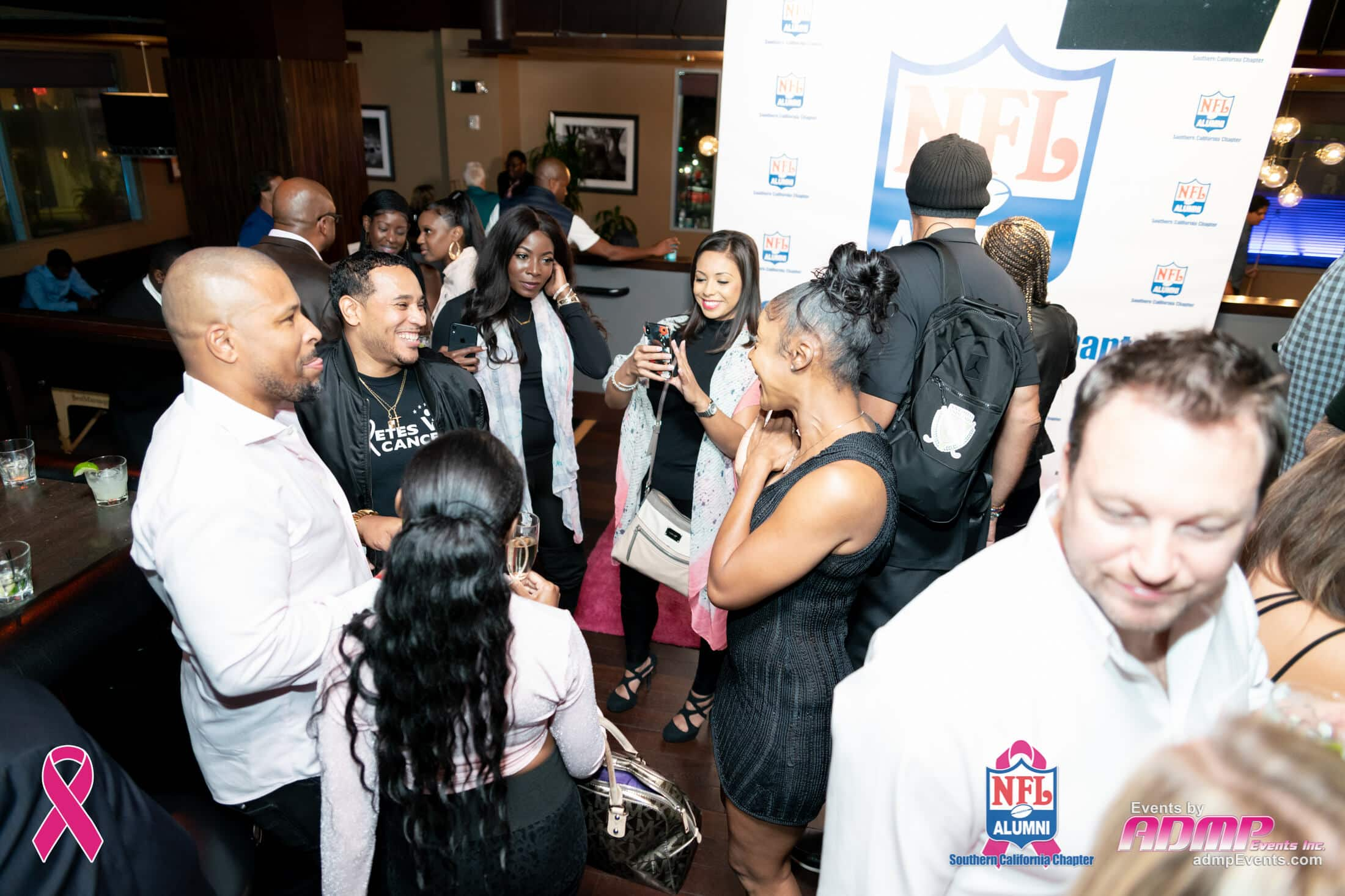 NFL Alumni SoCal Charity Event Series Breast Cancer Event 10-14-19-210