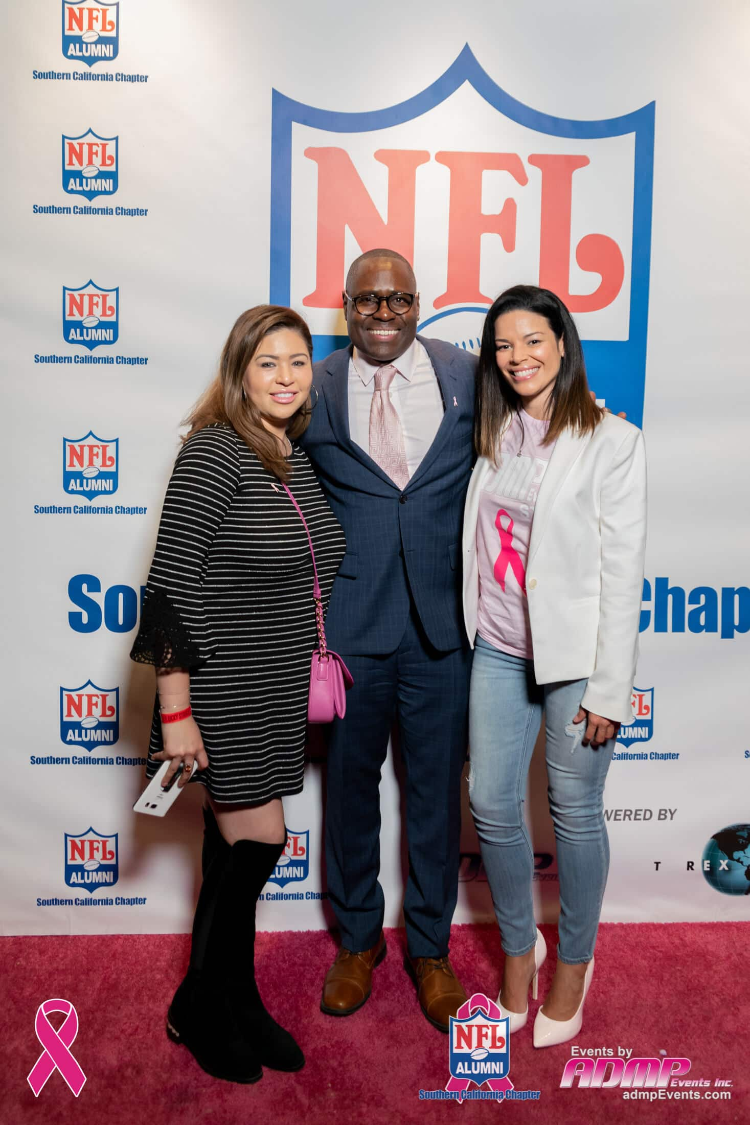 NFL Alumni SoCal Charity Event Series Breast Cancer Event 10-14-19-215