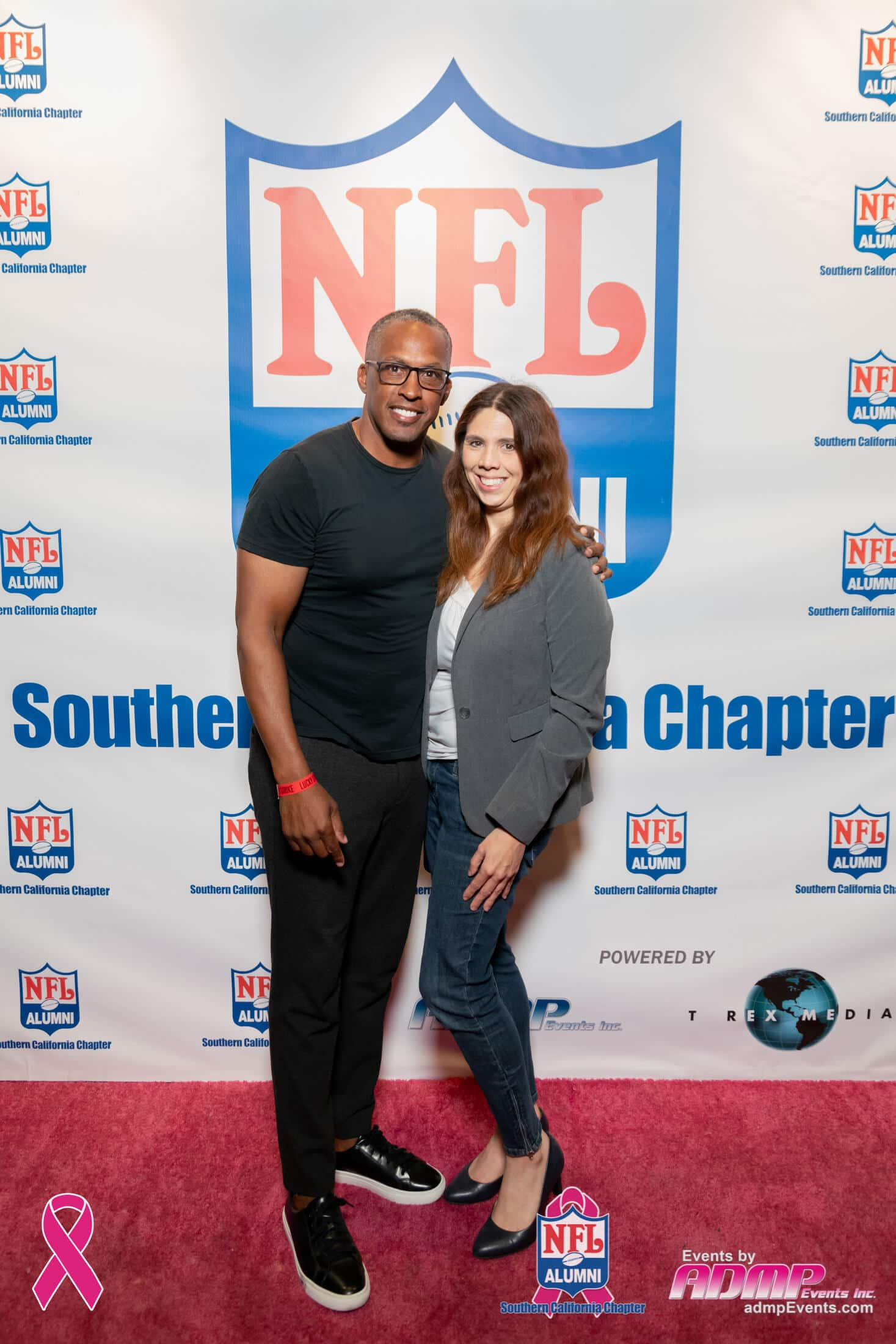 NFL Alumni SoCal Charity Event Series Breast Cancer Event 10-14-19-239