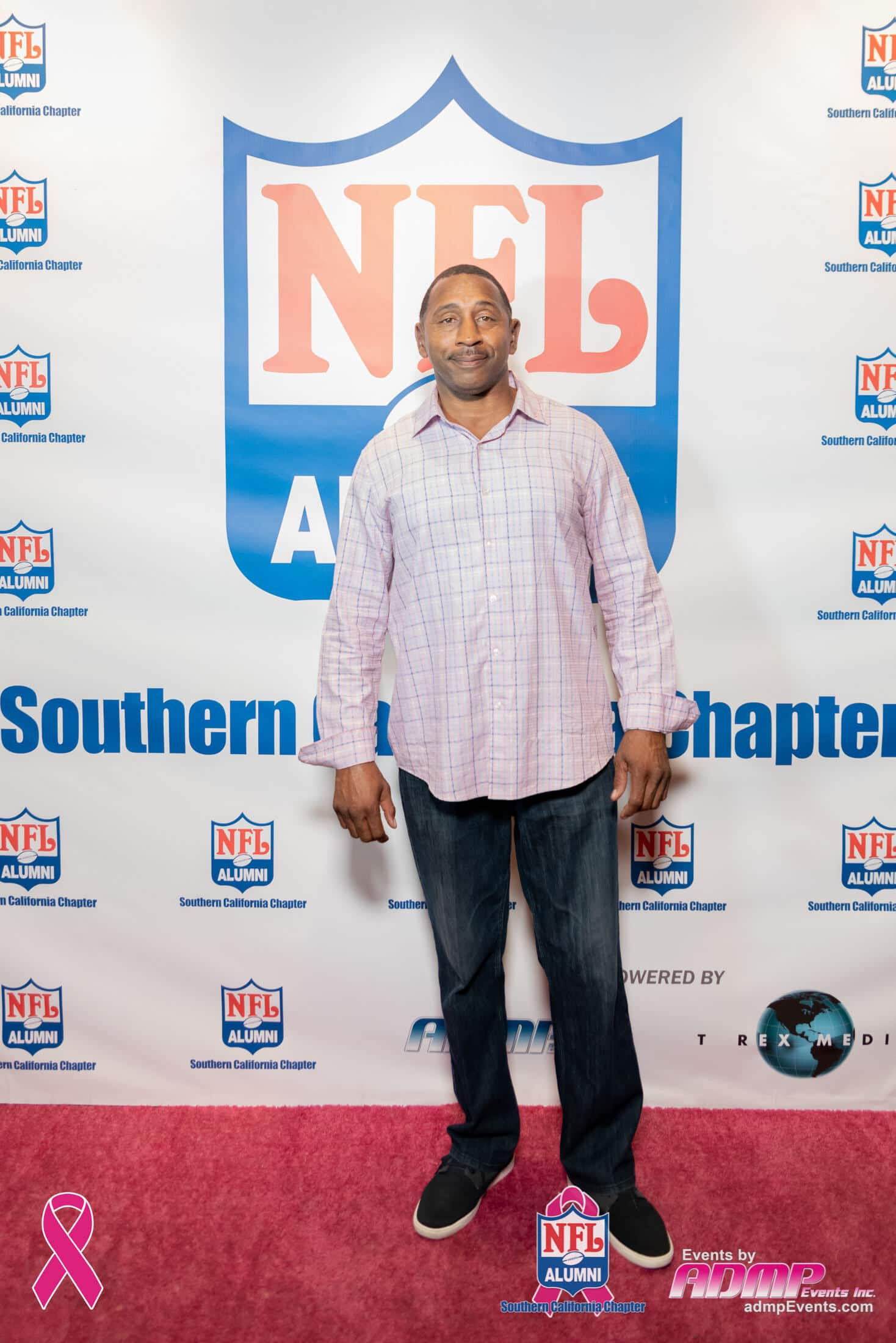 NFL Alumni SoCal Charity Event Series Breast Cancer Event 10-14-19-272