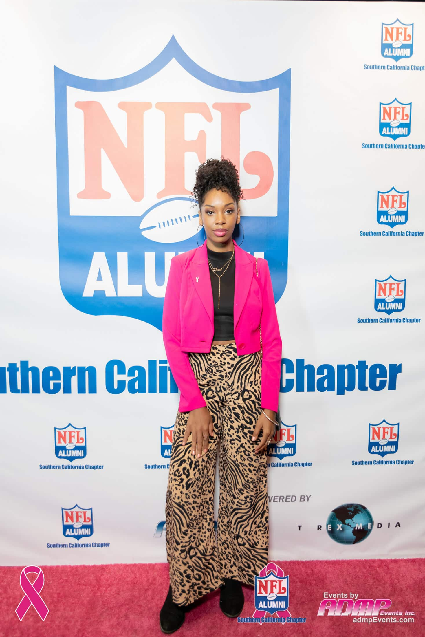 NFL Alumni SoCal Charity Event Series Breast Cancer Event 10-14-19-278