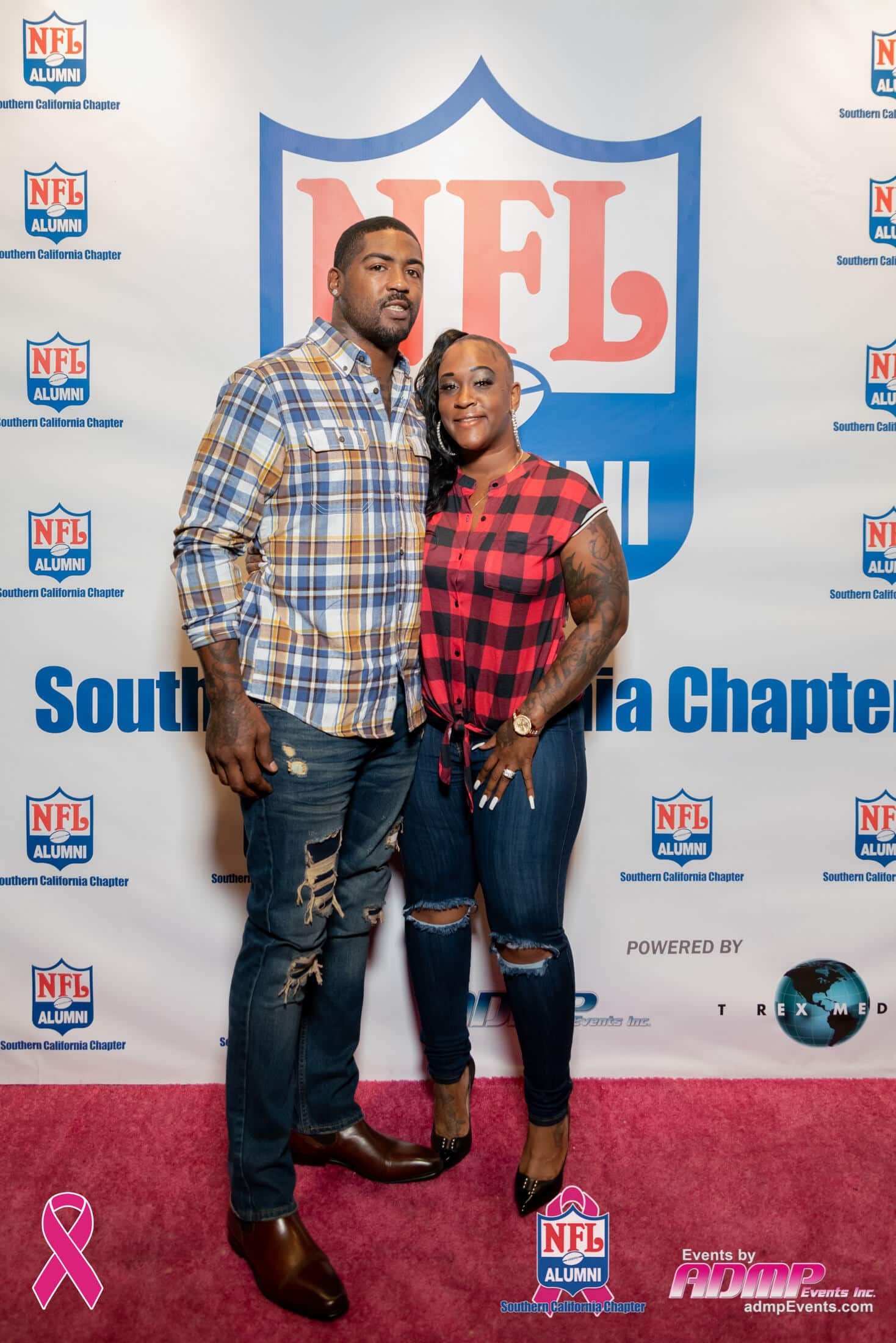 NFL Alumni SoCal Charity Event Series Breast Cancer Event 10-14-19-284