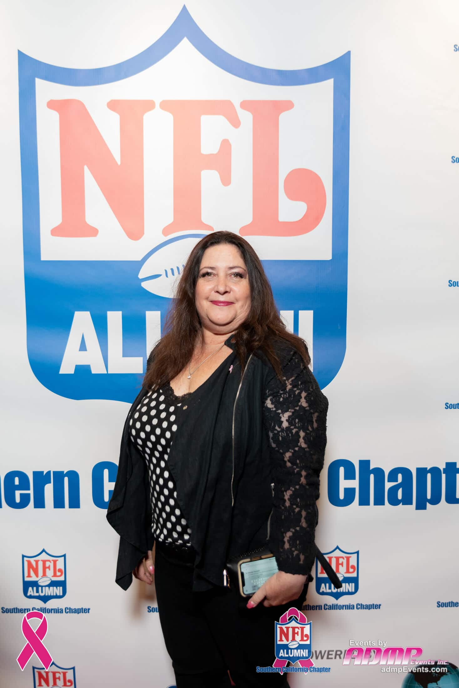 NFL Alumni SoCal Charity Event Series Breast Cancer Event 10-14-19-285