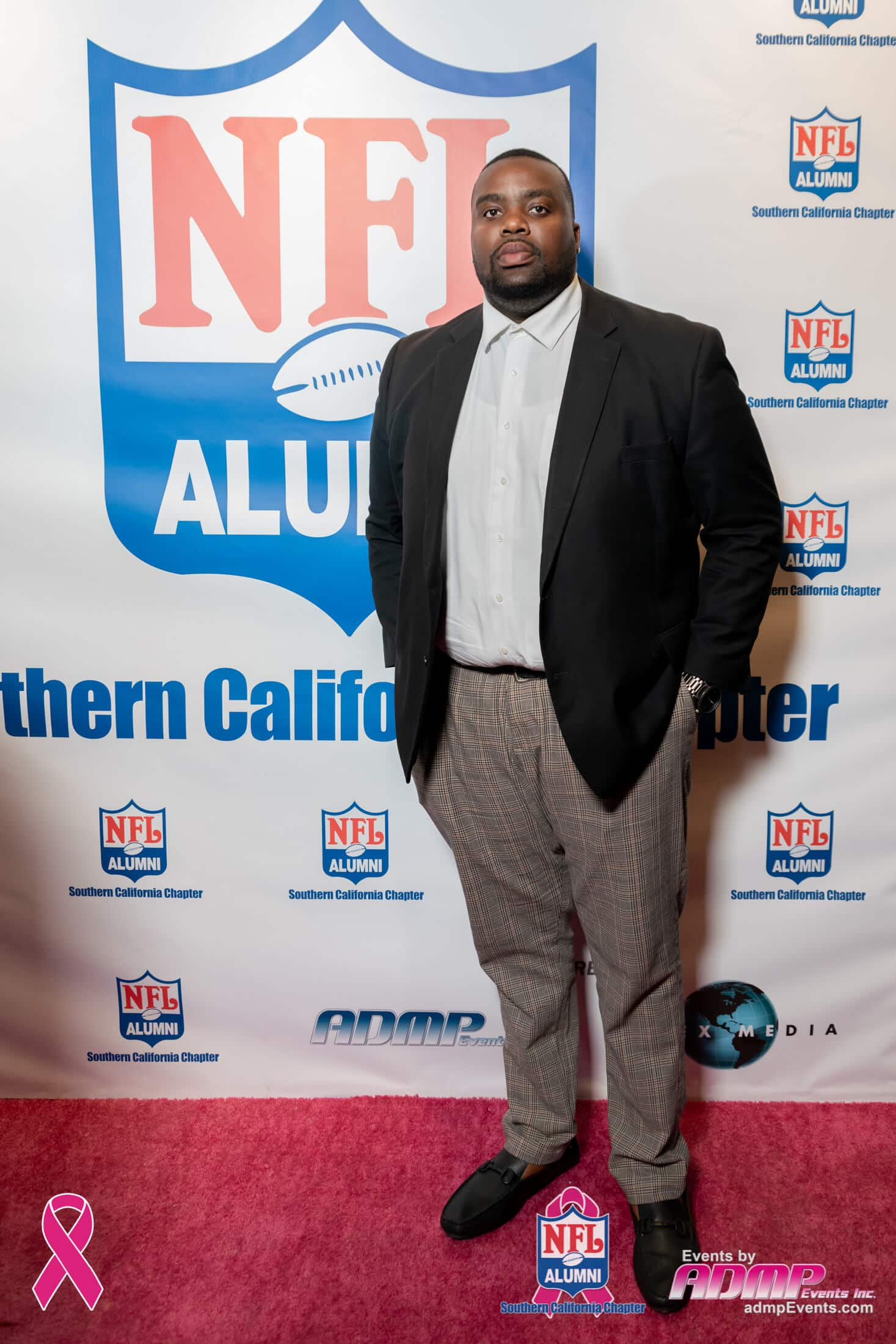 NFL Alumni SoCal Charity Event Series Breast Cancer Event 10-14-19-313