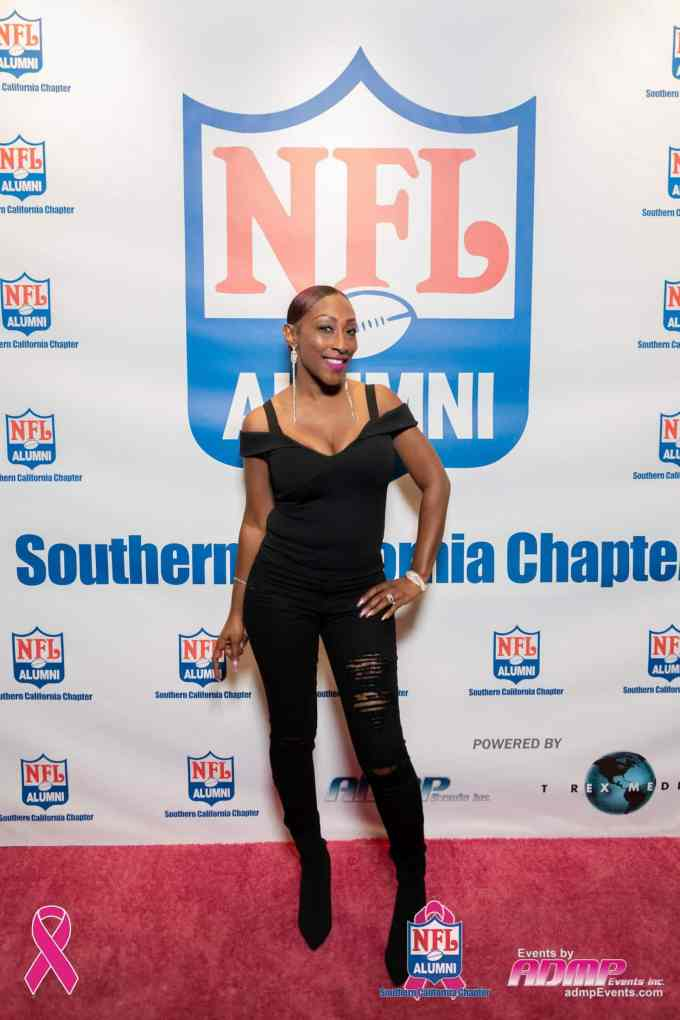 NFL Alumni SoCal Charity Event Series Breast Cancer Event 10-14-19-340