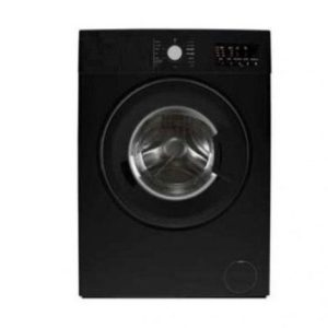 SCANFROST FRONT LOAD WASHING MACHINES  8 KG- Black Body-SFWMFL-8001