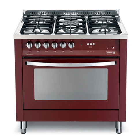 SCFTPD95 B. RED – 90X60 CM SEMI PROFESSIONAL COOKER