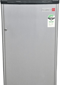 SFR 170 SILVER – 170 LITERS SILVER FINISH FRIDGE