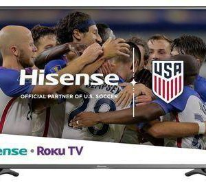 50″ 4K UHD TV,4 HDMI, 3 USB DIVX, 1 AV ,Black, Smart,