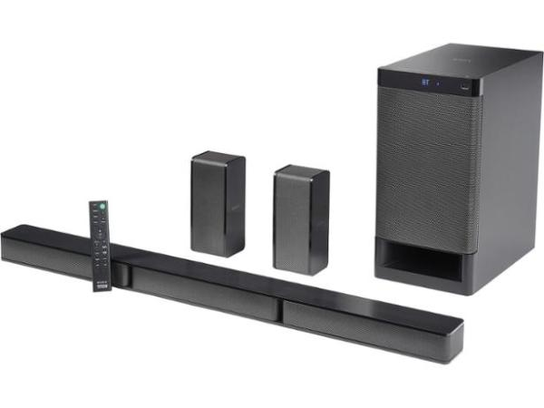 HT-RT3//M EA3 – Sound Bar- 5.1 CHANNEL WITH REAR SPEAKER