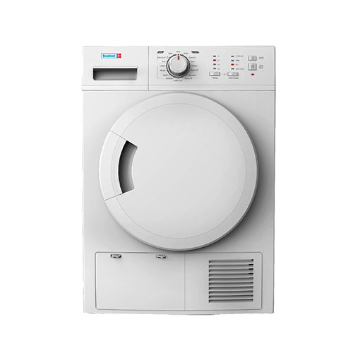 SFD8000 – Scanfrost Condenser Dryer – 8Kg, Sliver Color