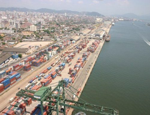 Avançam preparativos para implantação do VTMIS no Porto de Santos