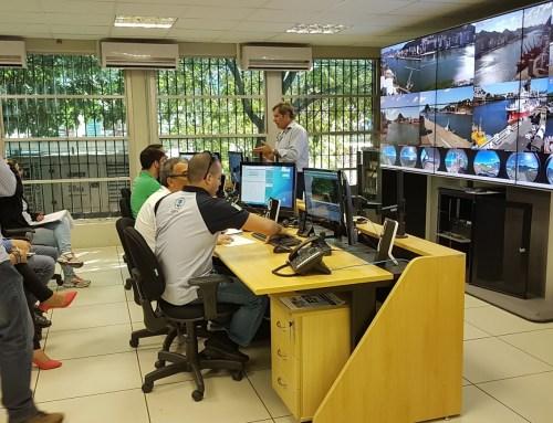 Iniciam obras do Centro de Controle de Operações do VTMIS