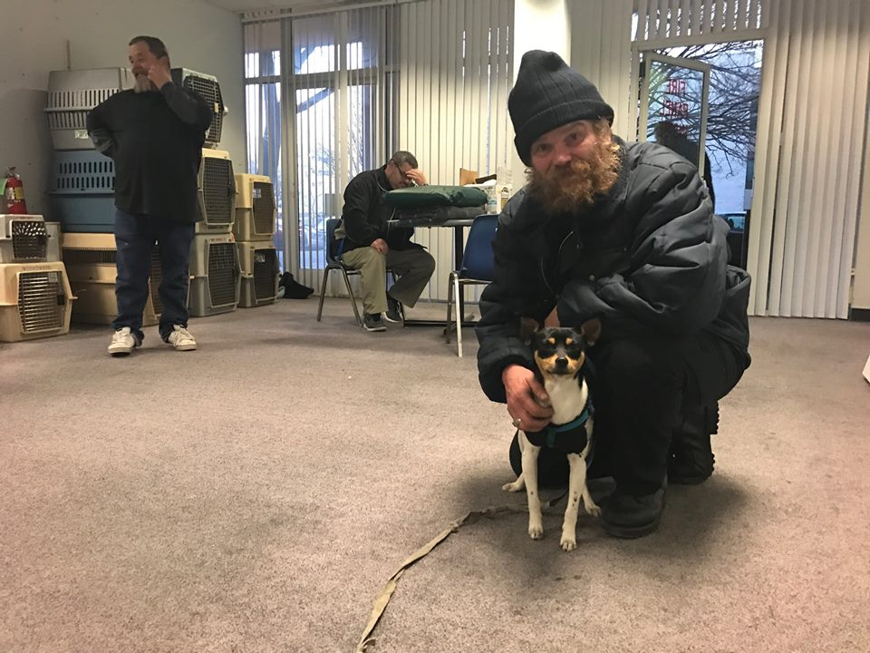 Shelter Launches Program To Help Get Homeless People And Their Pets Off The Streets