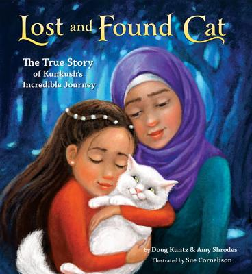 Picture Book is the True Story of Iraqi 'Lost and Found Cat'