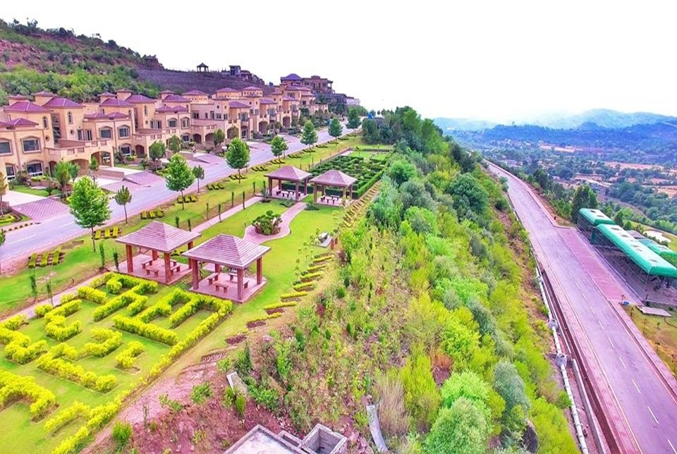 Bahria Enclave 5 Marla Plot For Sale In Sector-I