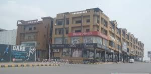 Shop Available For Rent In Spring North Phase 7 Best For Show Room Use