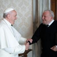 Papa Francesco fa gli auguri a Kiko Arguello