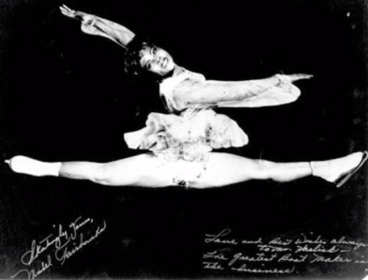 Mable Fairbanks, first African-American woman inducted into the US figure skating Hall of Fame.