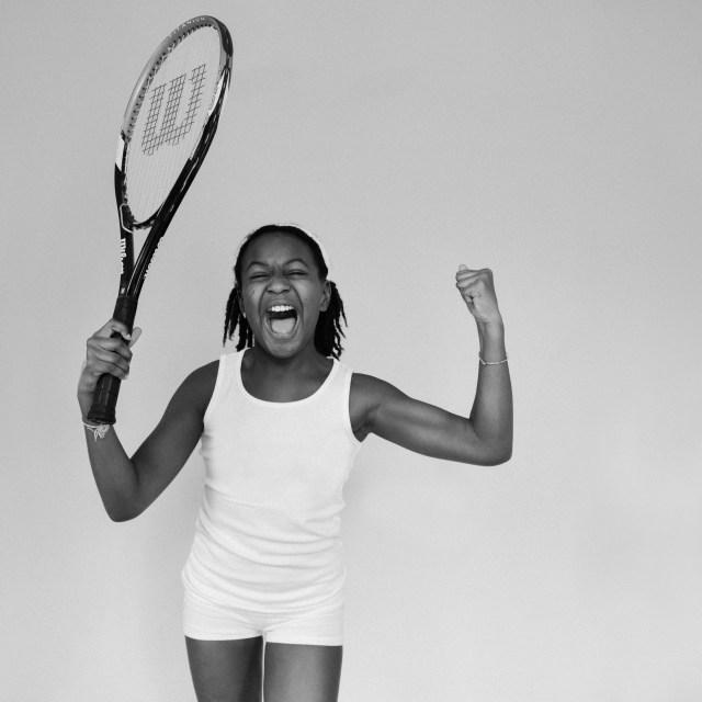 Serena Jameka Williams, professional American tennis player.