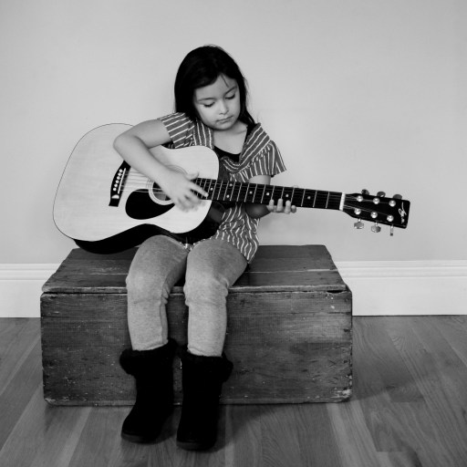 Avaya as Joan Baez
