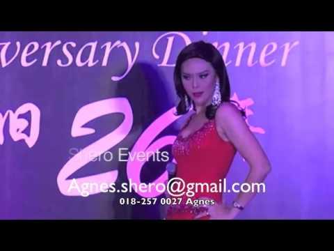 Draq Queen in the Kuala Lumpur Nightlife