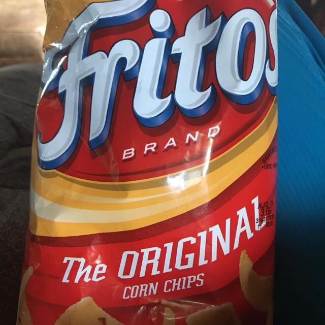 Dear Fritos please stop being so tasty I am intriguedhellip