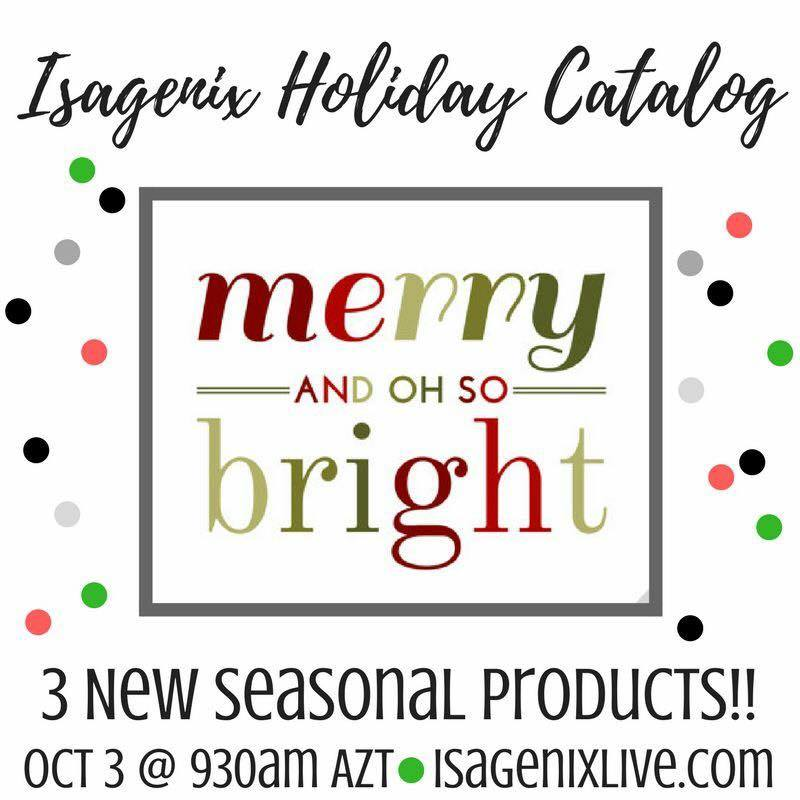 3 New Seasonal Products