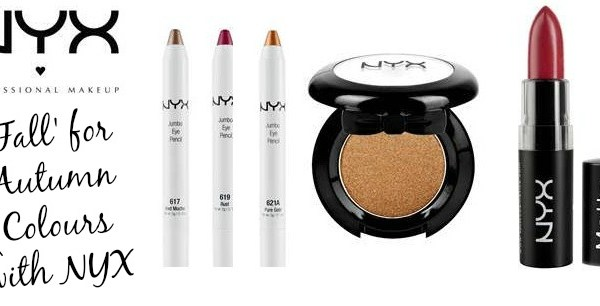 Autumn Makeup from NYX