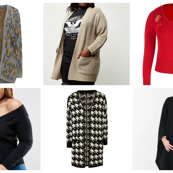Plus Size Cosy Knits