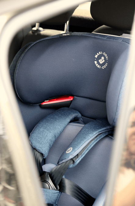 Titan Pro, Car Seat, She Might Be, Maxi-Cosi