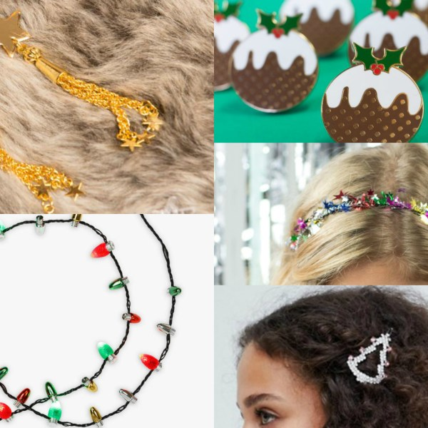 Accessories to Rock This Christmas