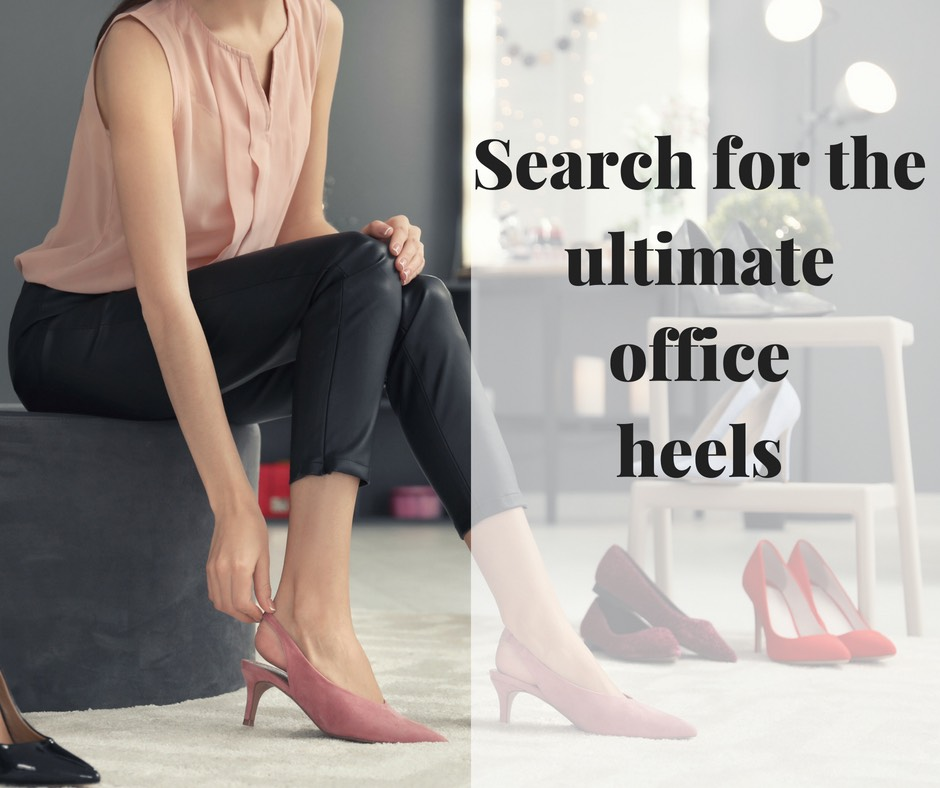 shoes for the office