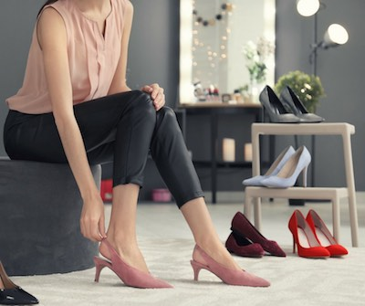The search for ultimate office heels