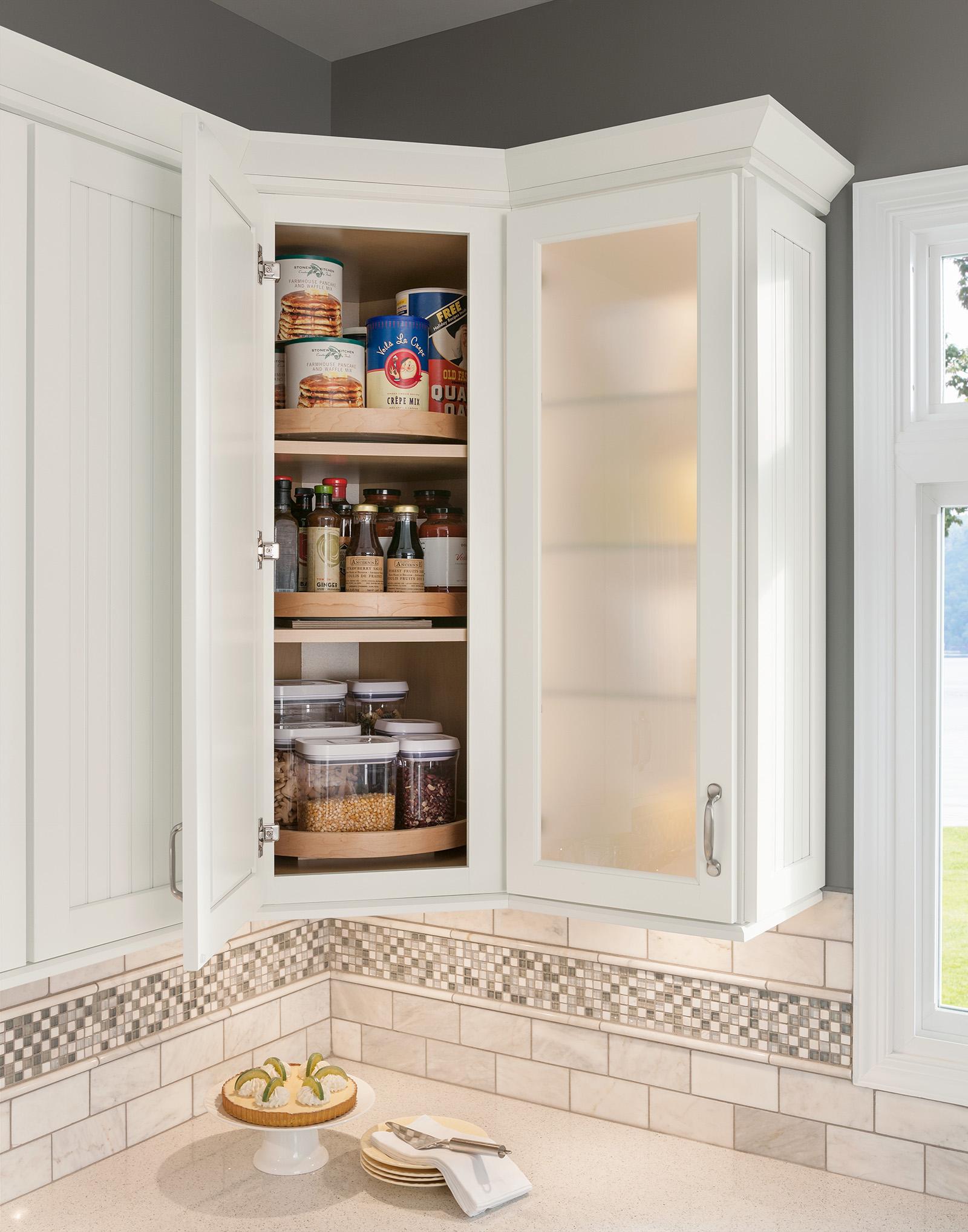 kitchen bath cabinet organization