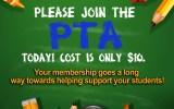 Parents: Please Join our PTA