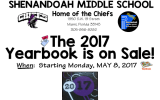 2017 Yearbook Sale