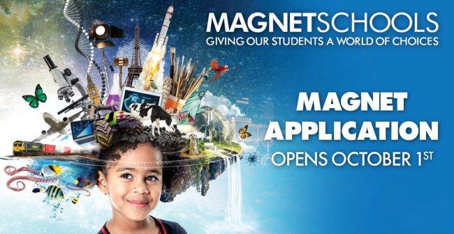magnet application