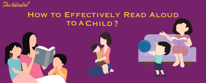 Blog on How to Effectively Read Aloud to a Child